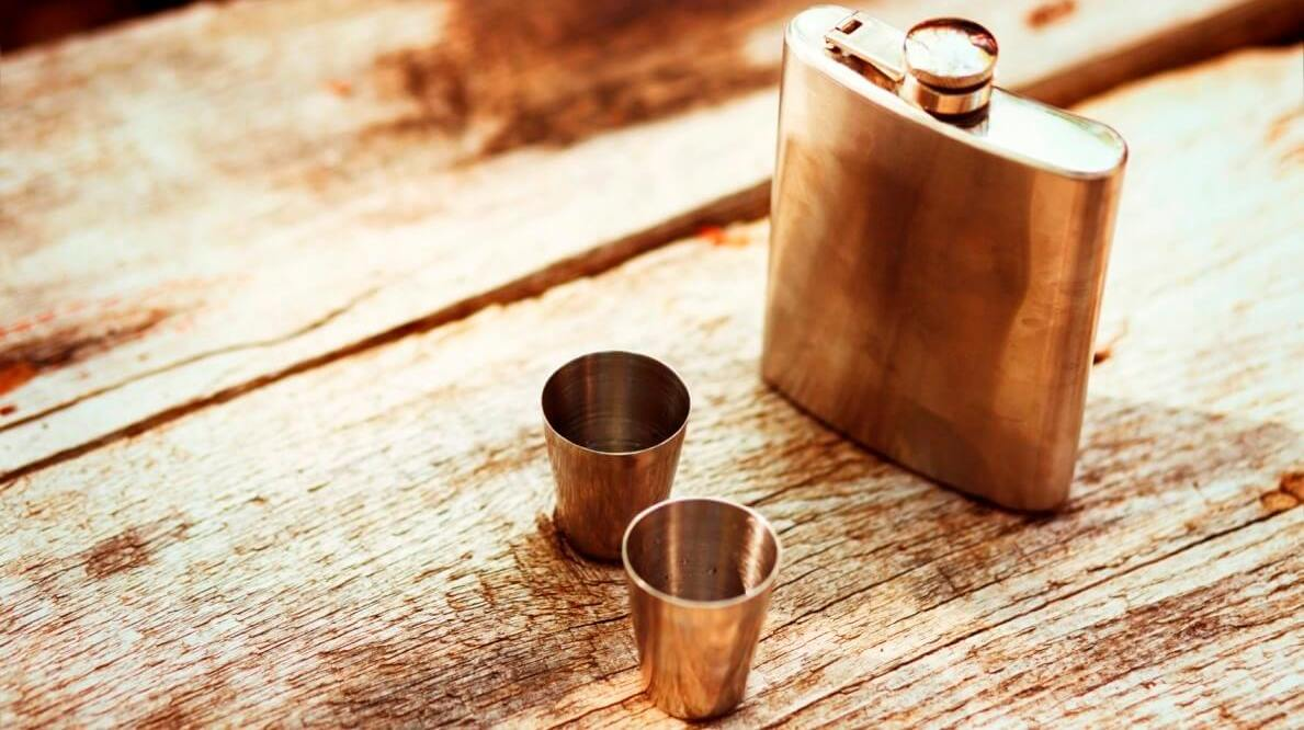 Most Popular Scotch & Whiskey Flasks