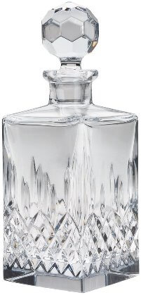 Reed & Barton Hamilton Full Lead Crystal Decanter