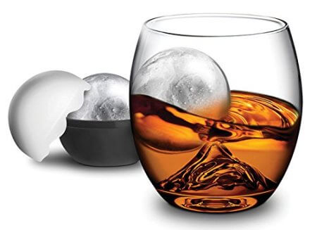 On The Rocks With Ice Ball Maker