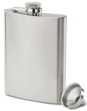stainless steel leak proof liquor canteen by future hydrate