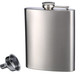 Top Shelf Stainless Steel Funnel Set