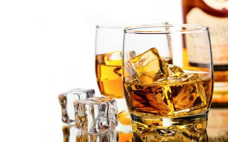 dram whiskey