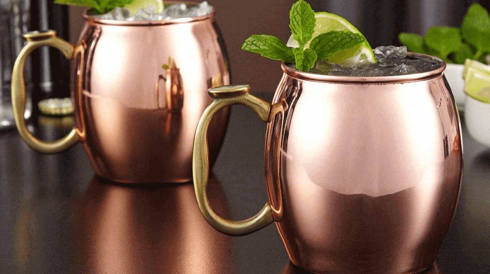 Best Moscow Mule Copper Mugs