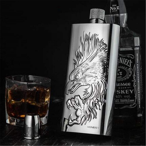 JIANGXIUQIN Hip Flask