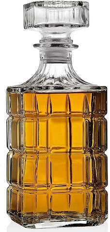 Whiskey Decanter for Scotch or Bourbon