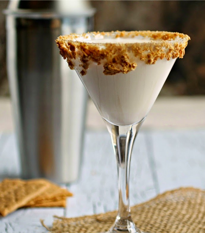 Cheesecake-Martini