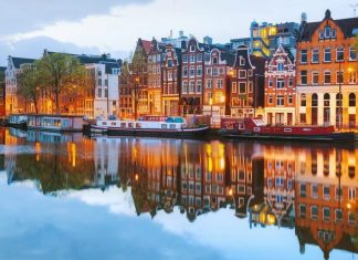 Which Beer Shares Its Name with the River That Runs Through Amsterdam